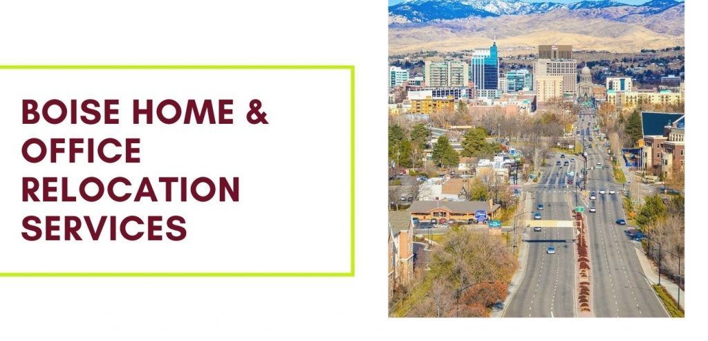 Boise Home and Office Relocation Services