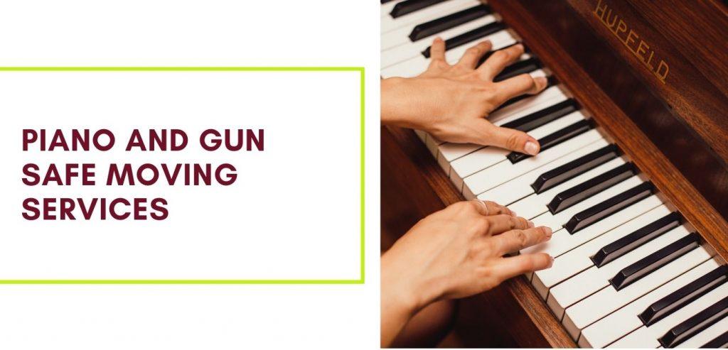 Colorado Piano and Gun Safe Moving Services