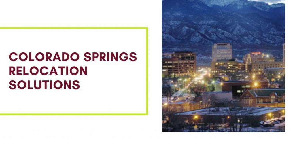 Colorado Springs Commercial and Residential Relocation Solutions