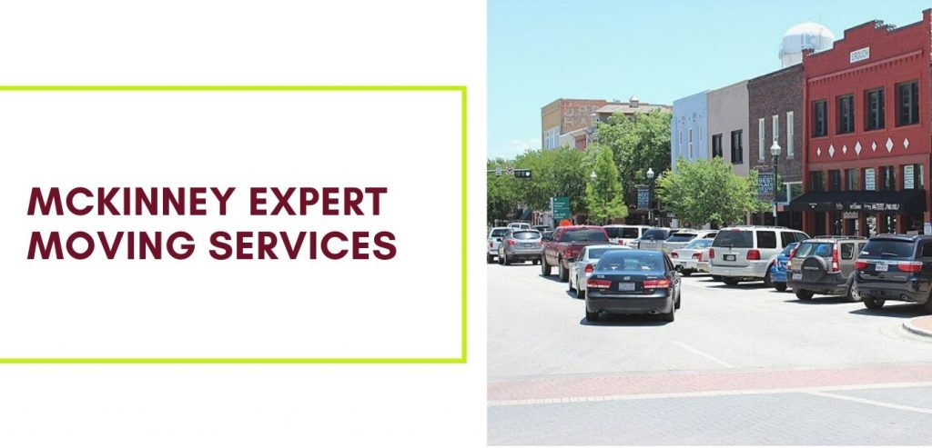 McKinney Expert Moving Services for Home and Office