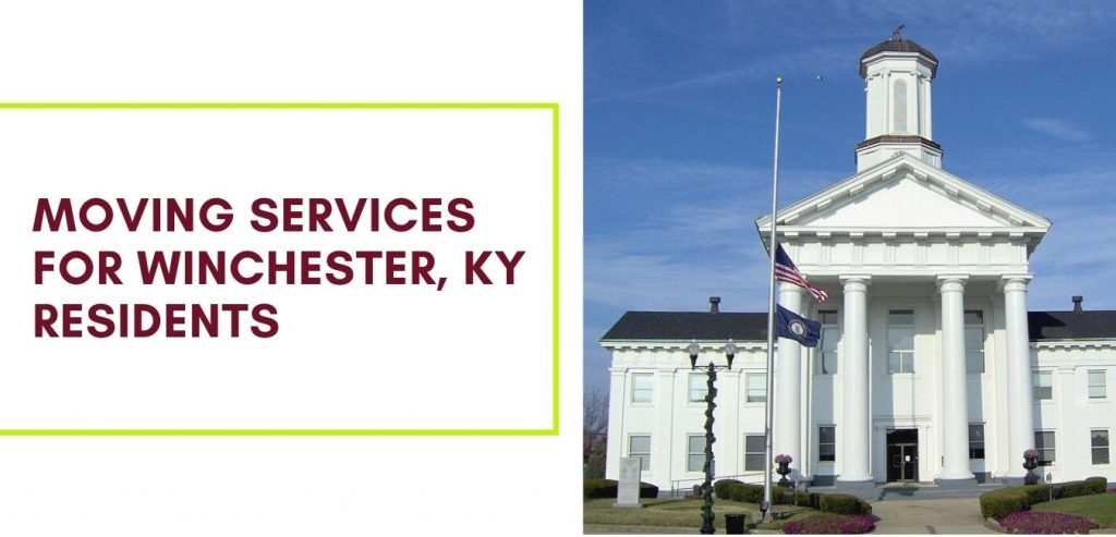 Professional Moving Services for Winchester, KY Residents