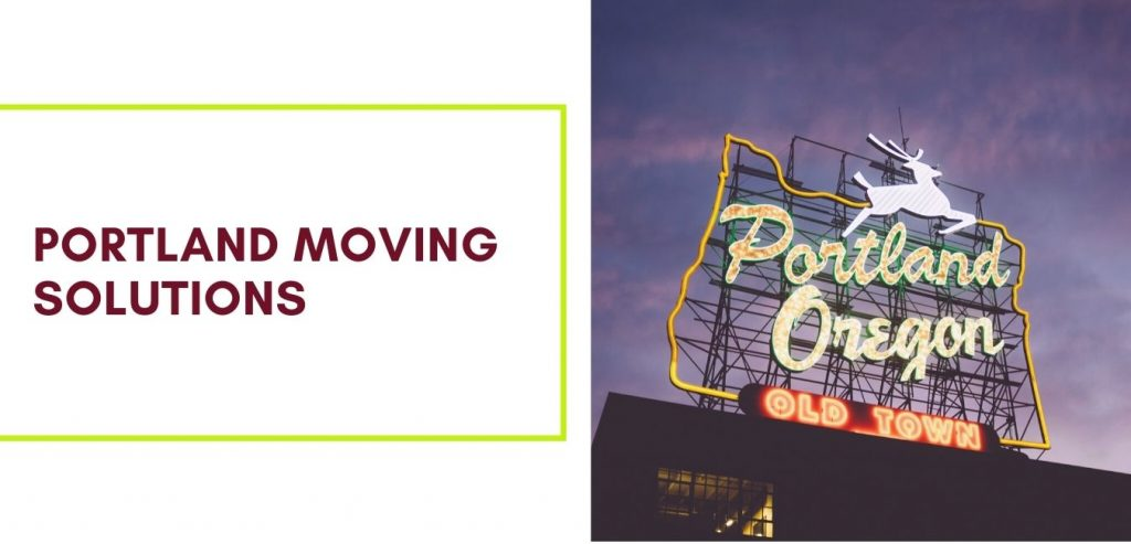 Portland Local and Long-distance Relocation Solutions