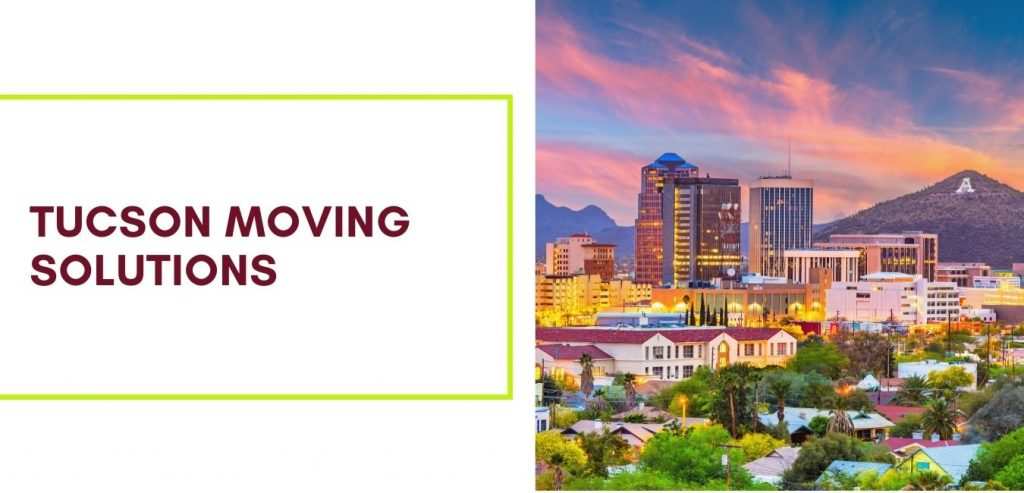 Commercial and Residential Moving Solutions in Tucson